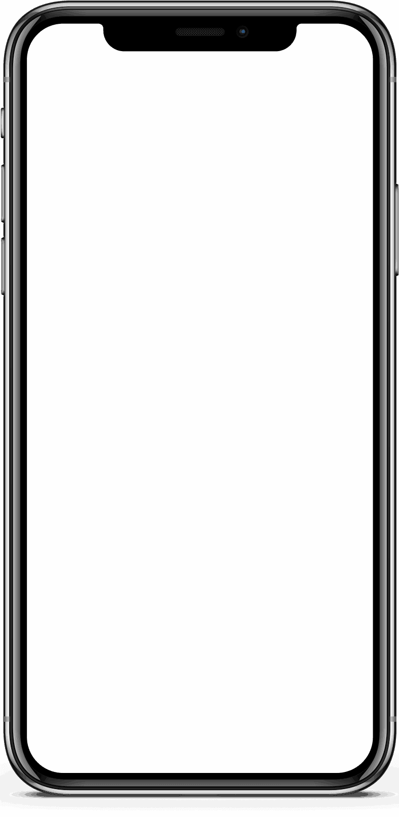 iphonextransparent