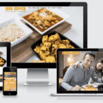 Sri Spice website